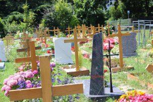 Friedhof Petit-Saconnex Genf 10(Zukunft CH)