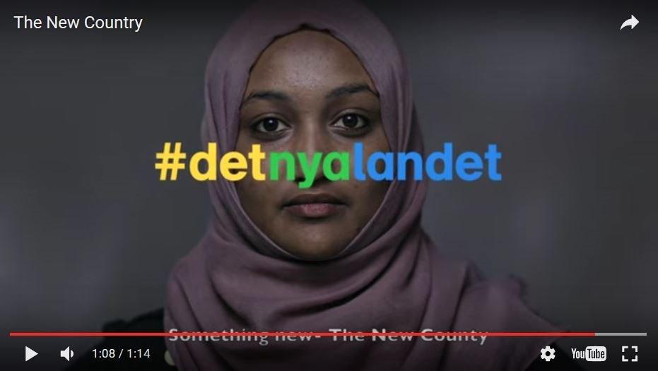 """""""Das neue Land"""": Propaganda für ein Multikulti-Schweden"""