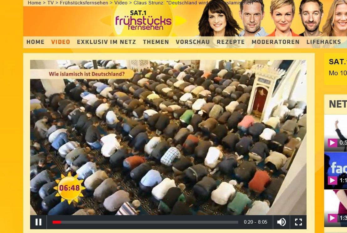 Wie islamisch ist Deutschland?