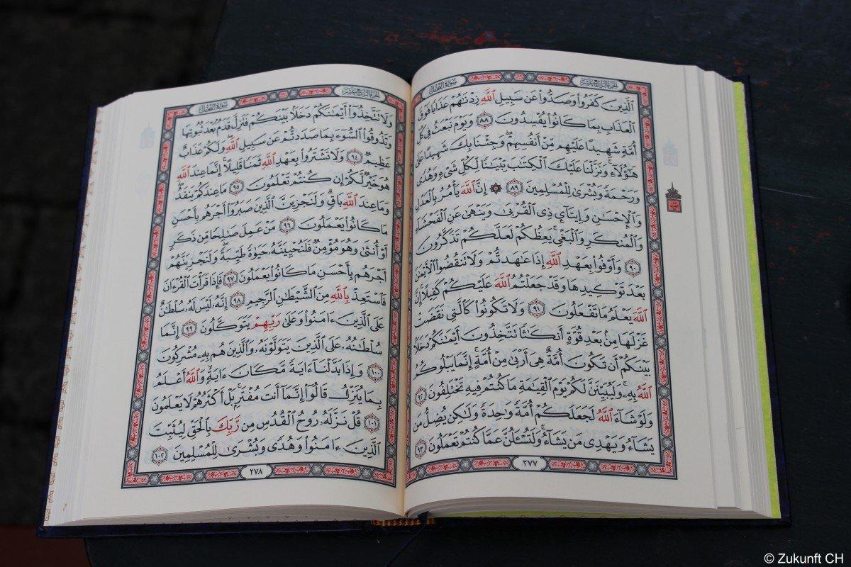 Le monde musulman ne respecte pas la liberté de religion