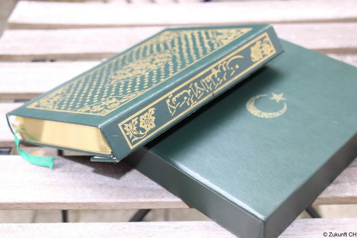 Infoblatt: Jesusbild im Islam