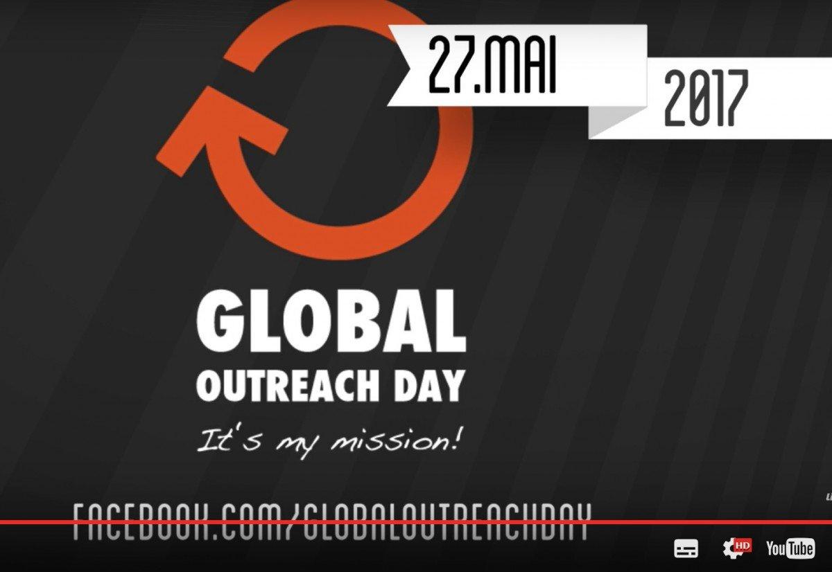 Global Outreach Day – Jeder kann jemanden erreichen!