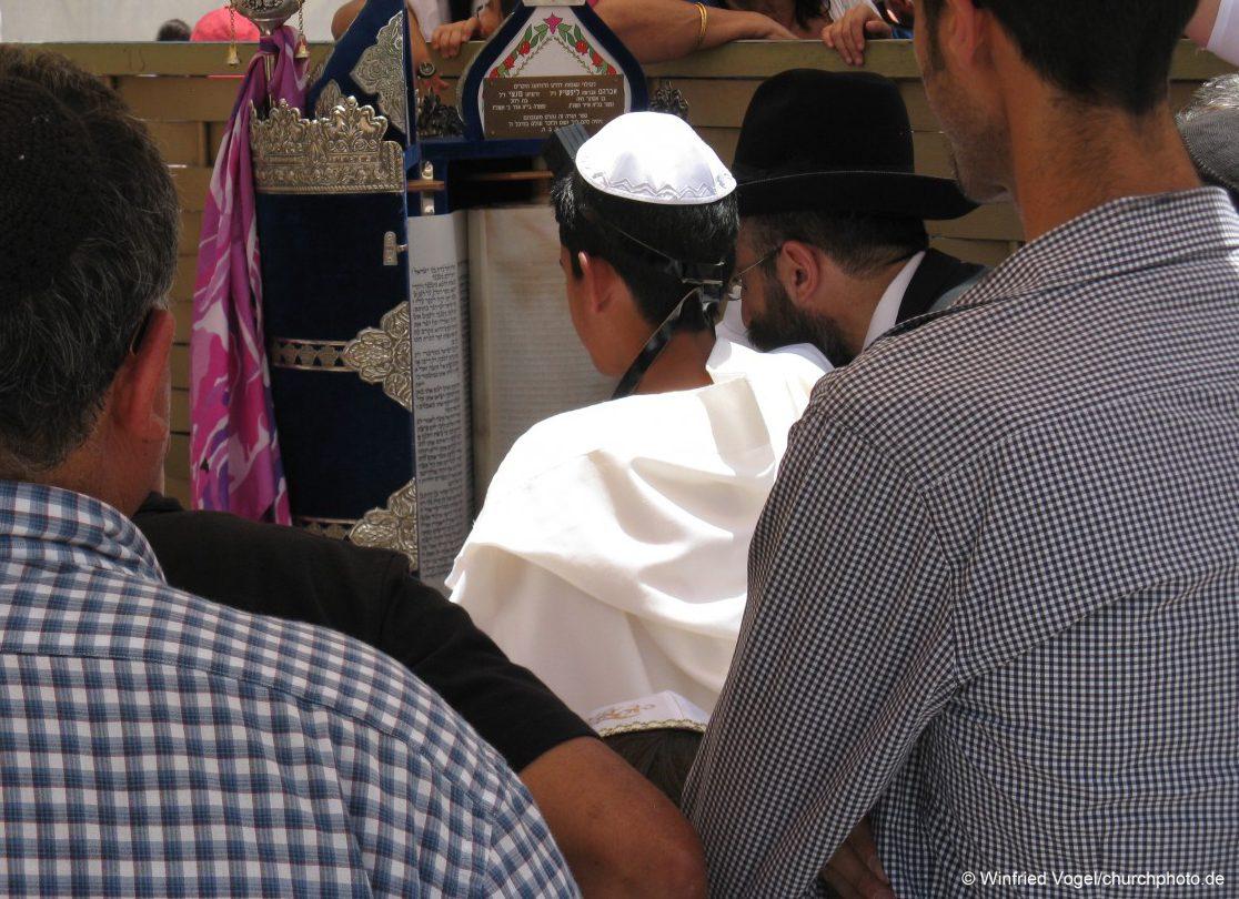 Besserer Schutz für jüdische Minderheit