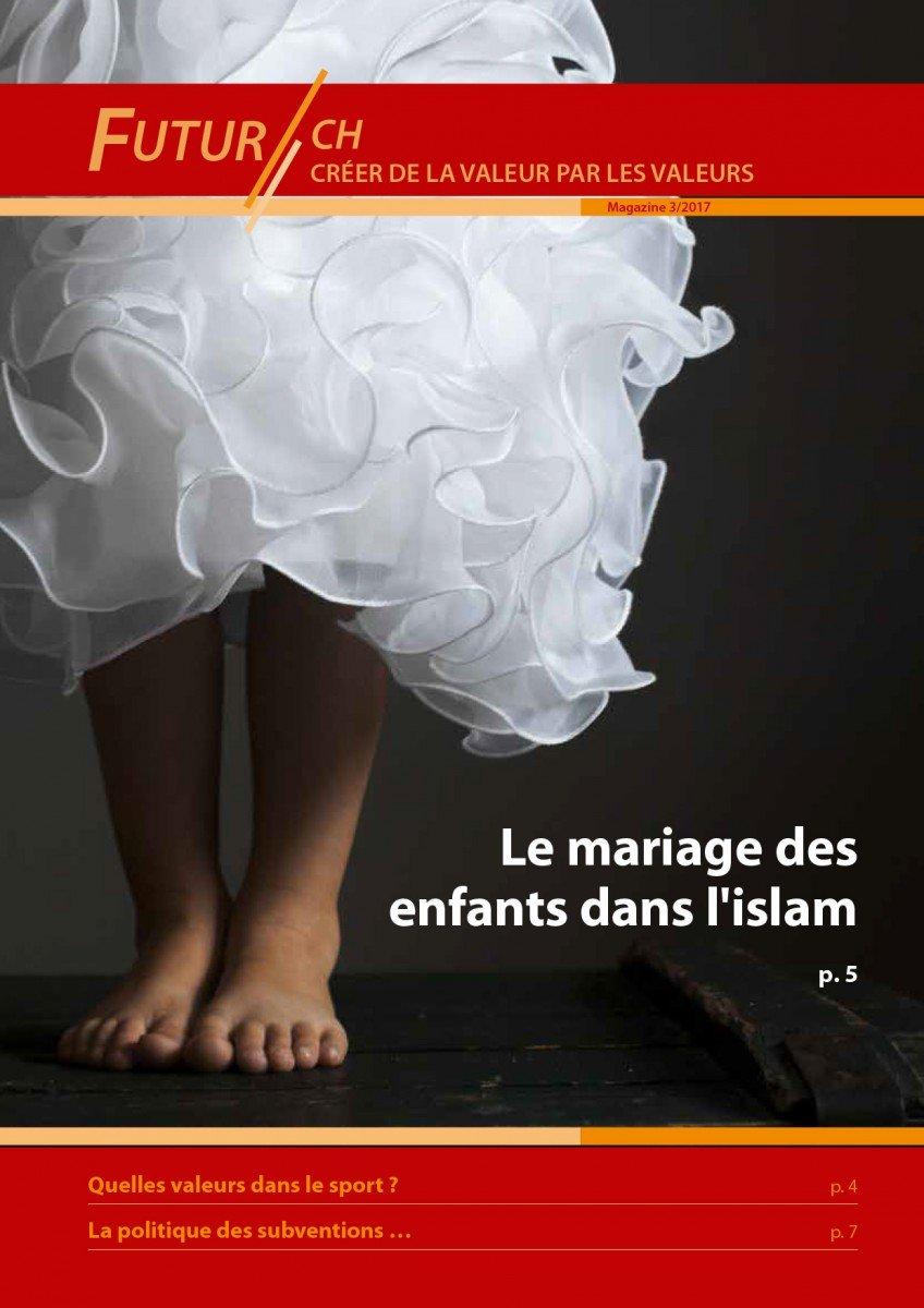Magazine: Mariage des enfants