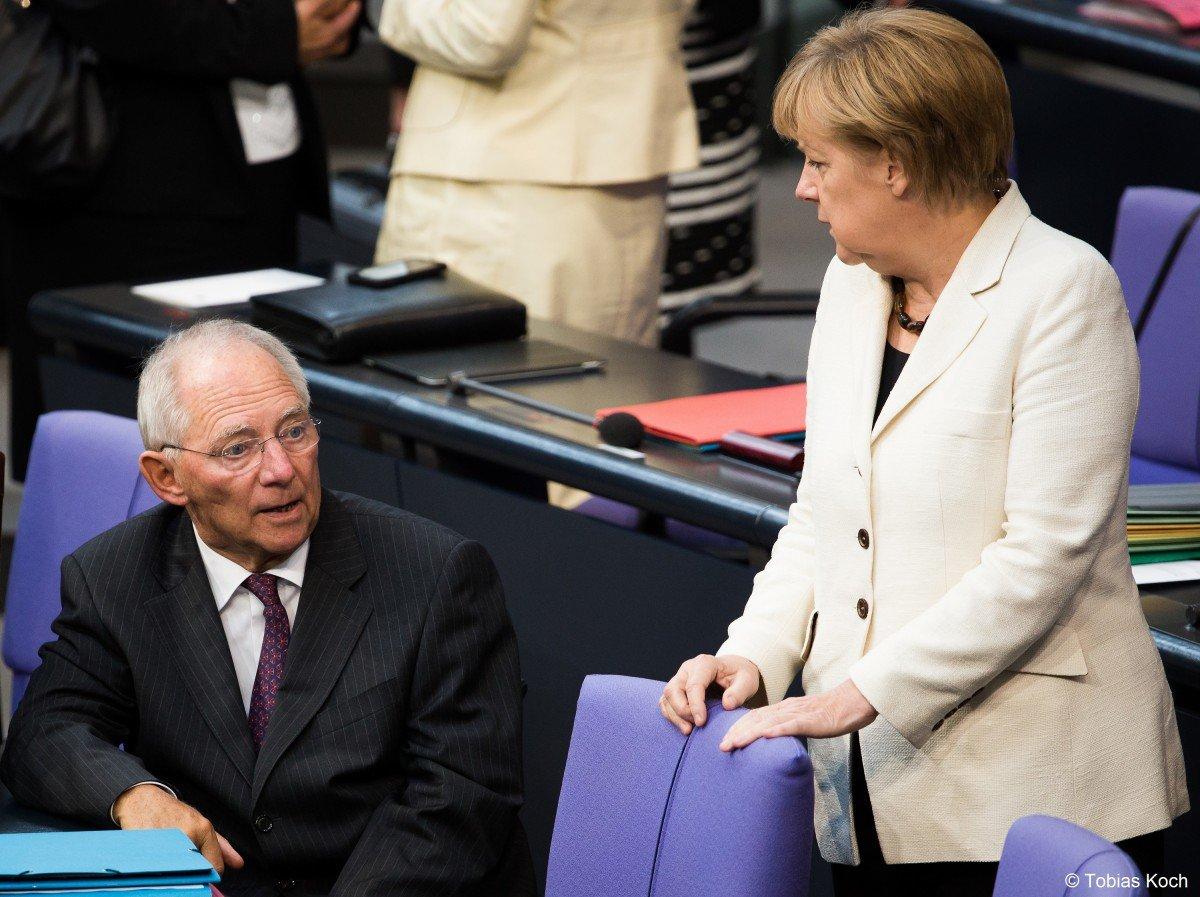Schäubles Islam-Illusion