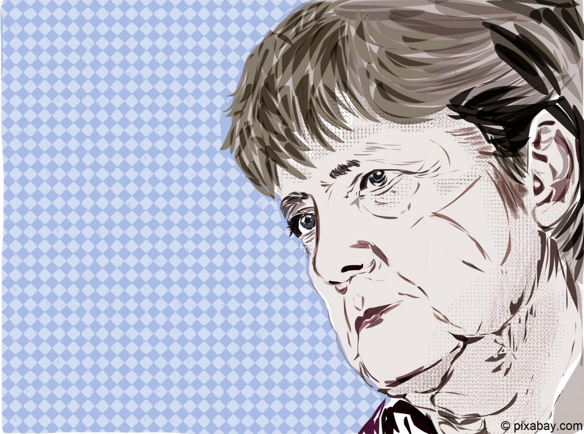 """Merkel schwankt bei der Homo-""""Ehe"""""""