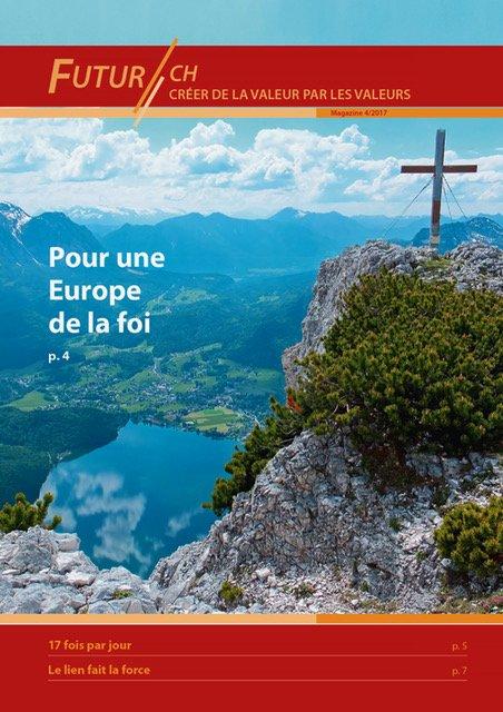 Pour une Europe de la foi