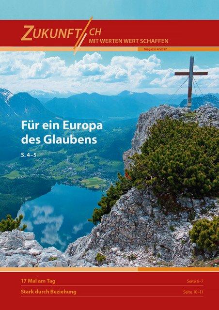 Für ein Europa des Glaubens