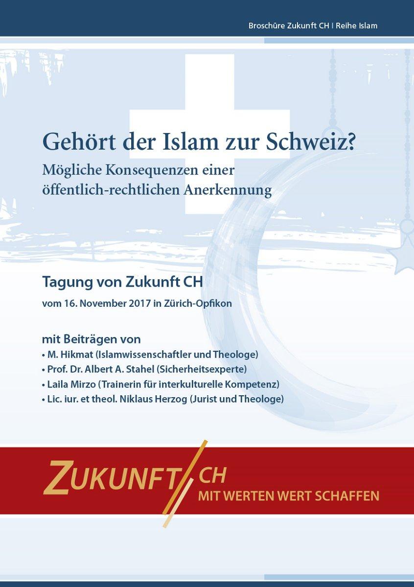 neue brosch re geh rt der islam zur schweiz stiftung zukunft ch. Black Bedroom Furniture Sets. Home Design Ideas