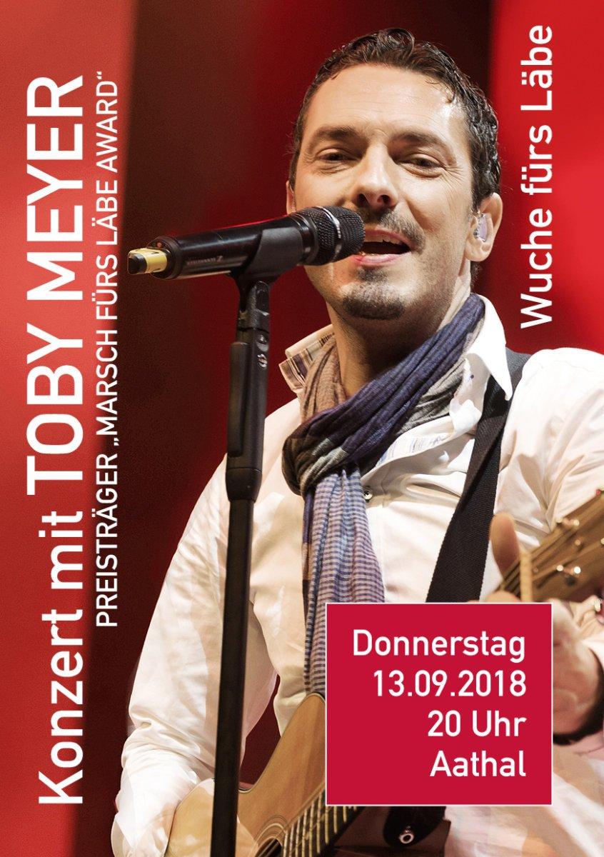 """Konzert """"fürs Läbe"""" – Stiftung Zukunft CH"""